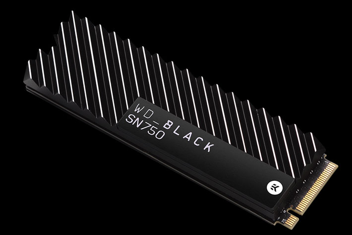 Western Digital: new WD Black NVMe SSD for data-intensive content