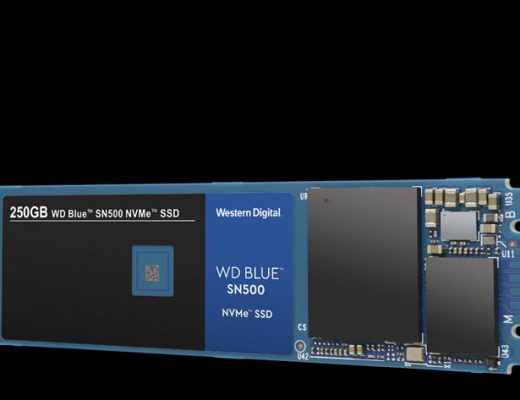 Western Digital: first WD Blue NVMe SSD is three times faster