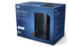 New My Cloud EX2 Ultra offers up to 12TB
