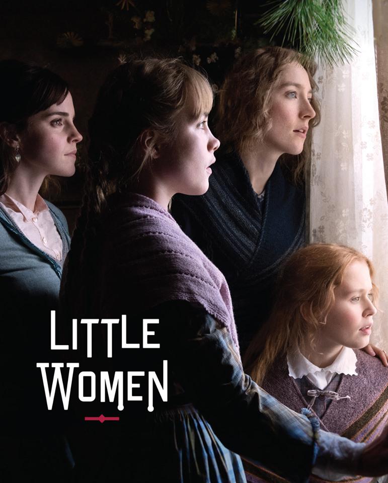 Little Women edited by Nick Houy, ACE Emmy Winner