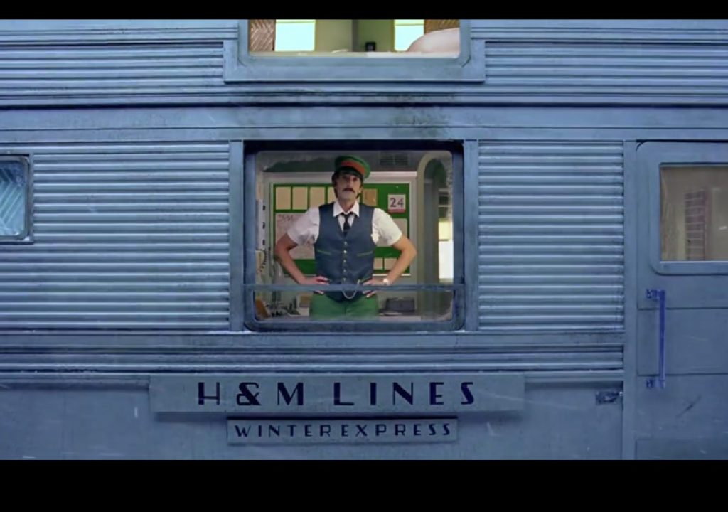 Wes Anderson's new film is a H&M advert