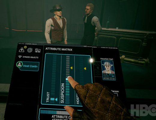 Westworld and The Walking Dead: VR experiences take you inside the TV series