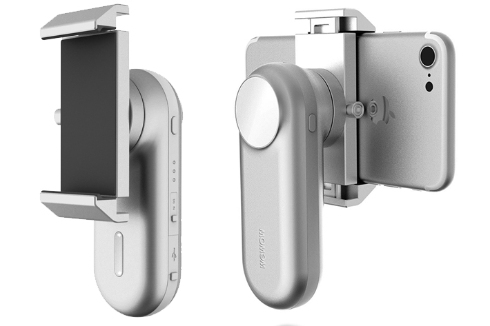Fancy: the smallest 1-axis gimbal