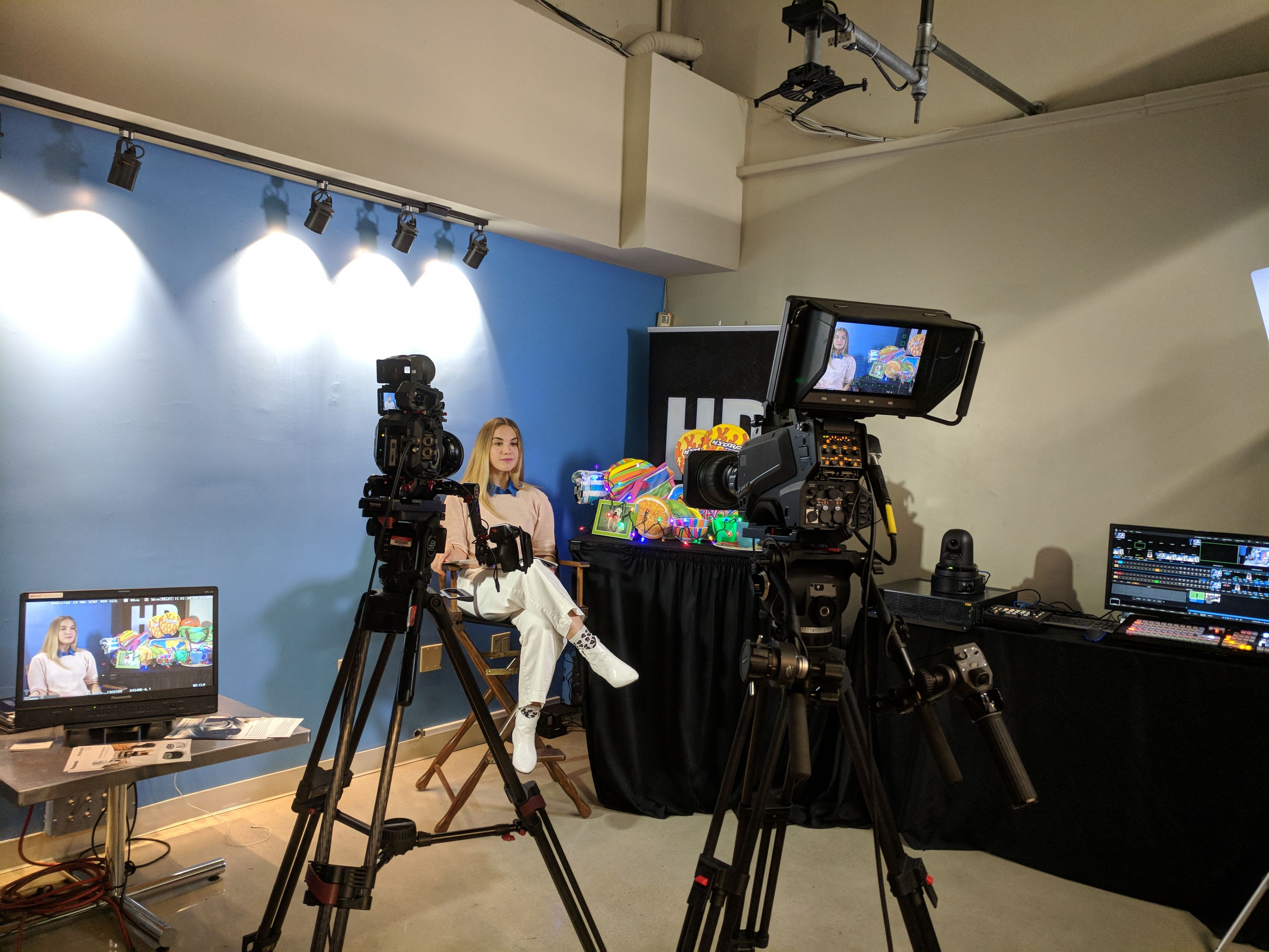 Midtown Video expo features Panasonic and LiveU 2