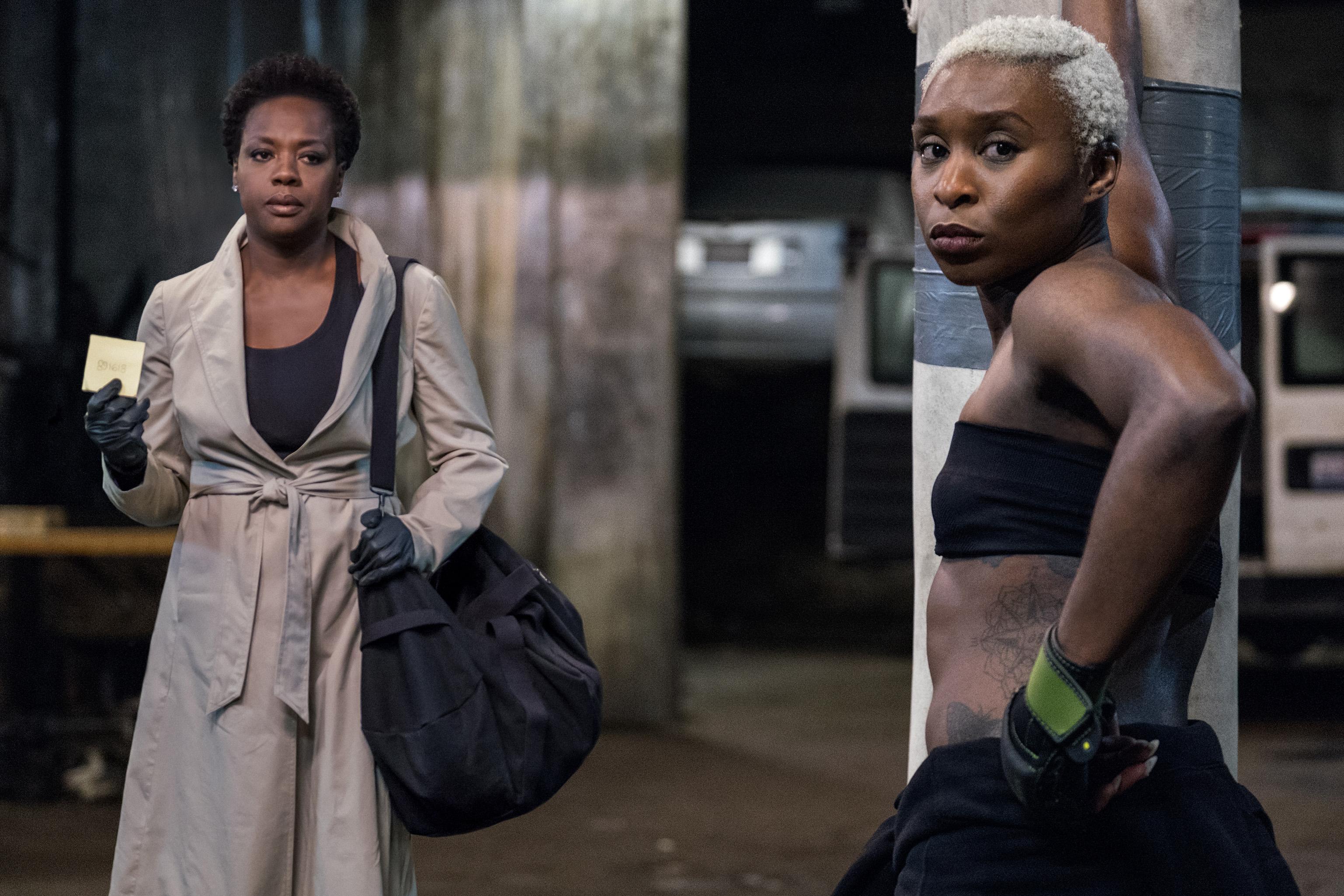 "ART OF THE CUT with Oscar-nominated editor, Joe Walker, ACE on ""Widows"" 9"