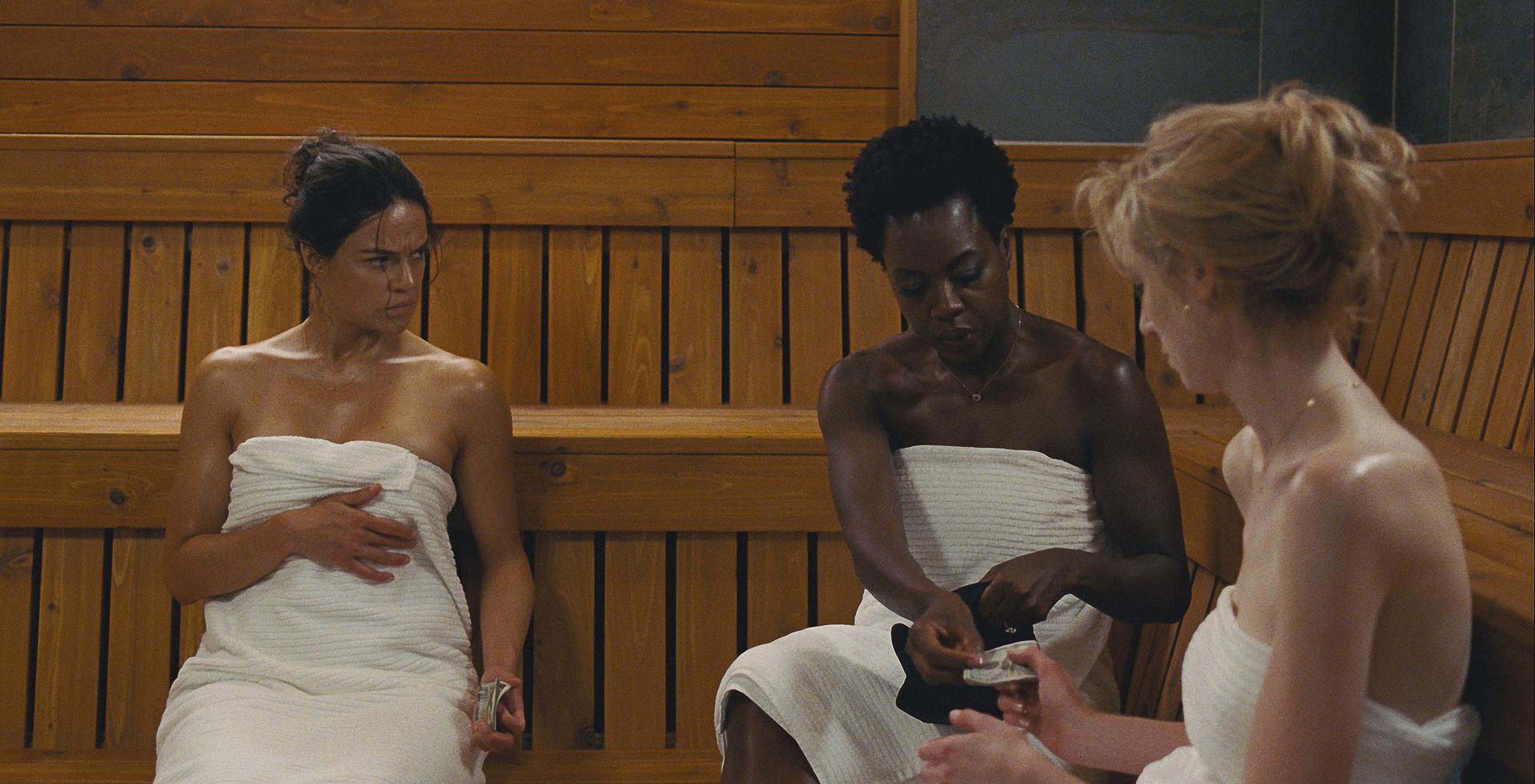 "ART OF THE CUT with Oscar-nominated editor, Joe Walker, ACE on ""Widows"" 7"