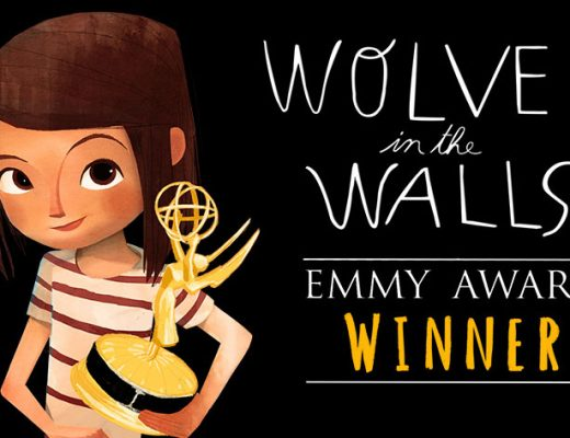VR experience: Wolves in the Walls and Lucy win Emmy Award