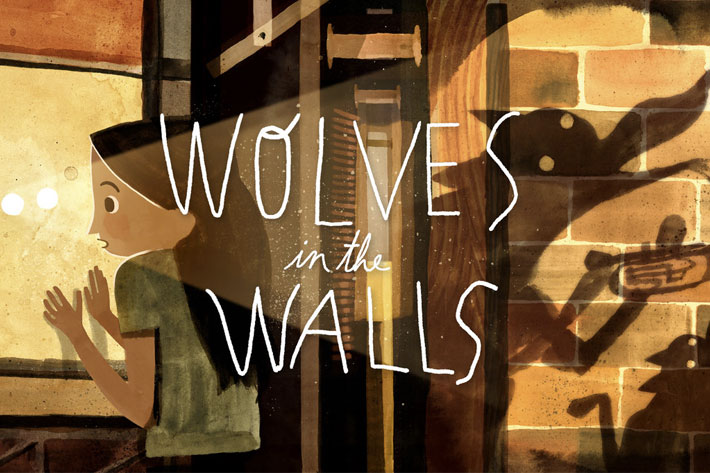 VR experience: Wolves in the Walls and Lucy, a Virtual Being, win Emmy Award 3