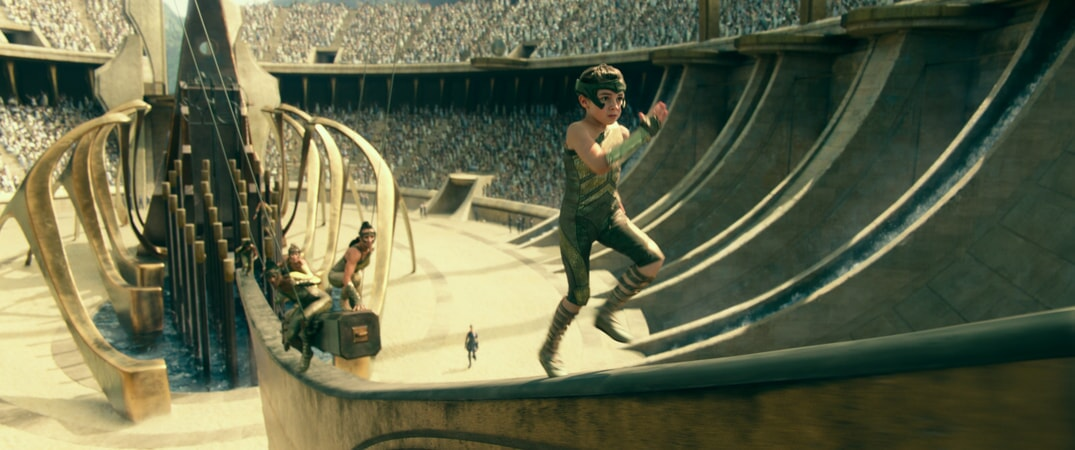 """ART OF THE CUT - Cutting """"Wonder Woman 1984"""" with Oscar-nominated editor, Rick Pearson, ACE 12"""