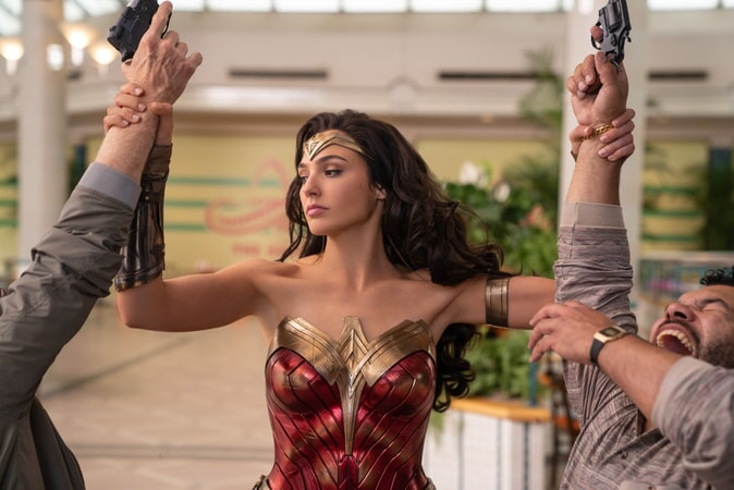 """ART OF THE CUT - Cutting """"Wonder Woman 1984"""" with Oscar-nominated editor, Rick Pearson, ACE 4"""