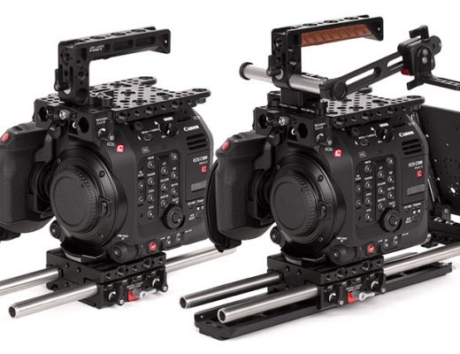 Wooden Camera: new kits and power plates for Canon EOS C500 Mark II