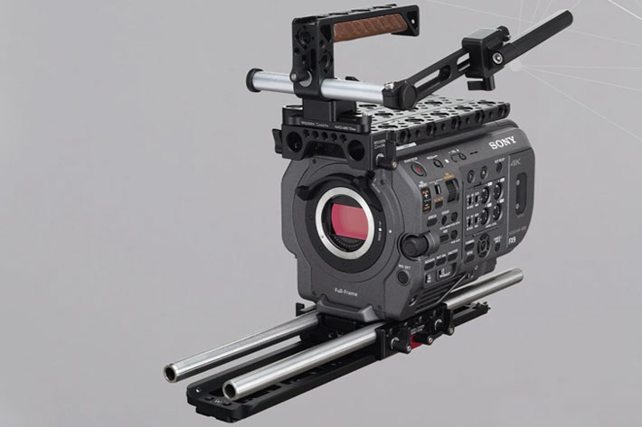 Wooden Camera launches accessories to build a Sony FX9 run-and-gun rig 1