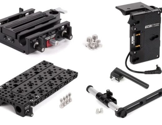 Wooden Camera launches accessories to build a Sony FX9 run-and-gun rig