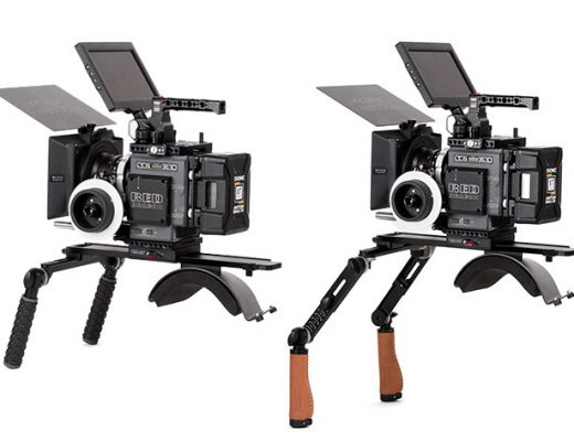 Wooden Camera's new Shoulder Rig V3