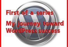 Designing a Photo Website in WordPress #1
