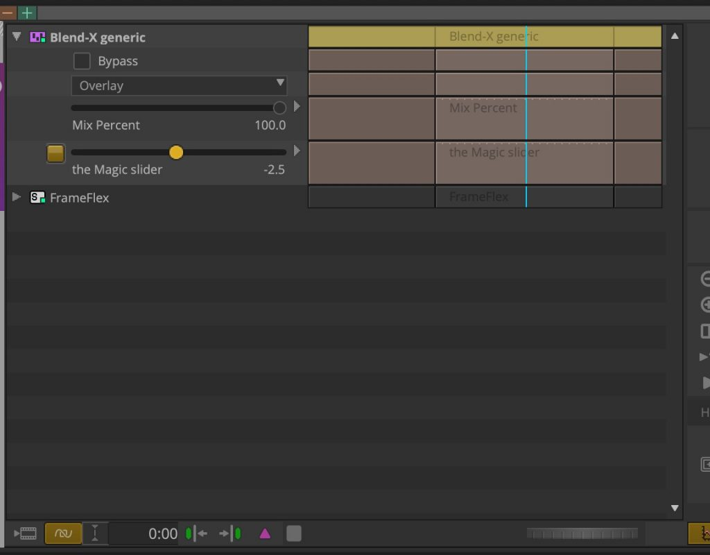 At last, easy Blend modes come to Avid Media Composer 5
