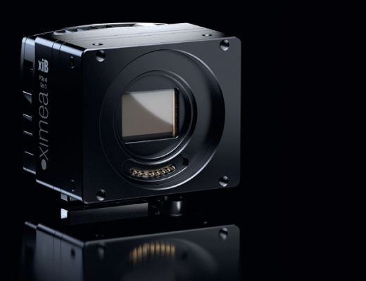 XIMEA xiB-64 : a 16Mpix camera to capture action at 300 fps