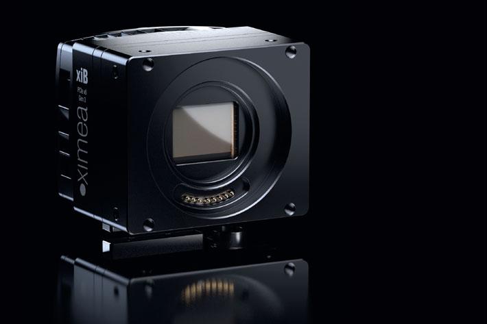 XIMEA: a 16Mpix camera to capture action at 300 fps