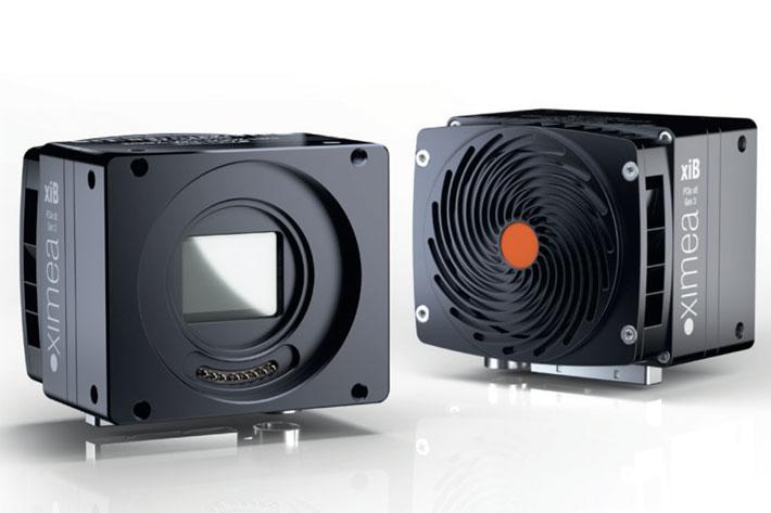 XIMEA xiB-64 : a 16Mpix camera to capture action at 300 fps