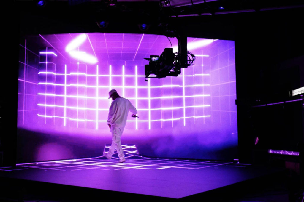 Xite Labs: creating virtual worlds for a livestream concert