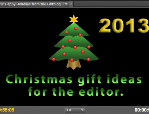 Christmas Gift Ideas for the Editor – 2013 Edition
