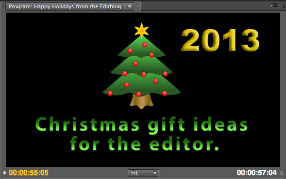 Christmas Gift Ideas for the Editor - 2013 Edition 30