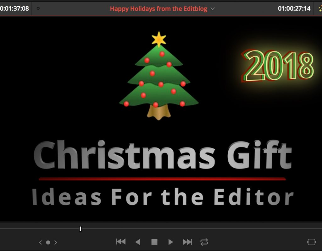 Christmas Gift Ideas for the Editor - 2018 Edition 25