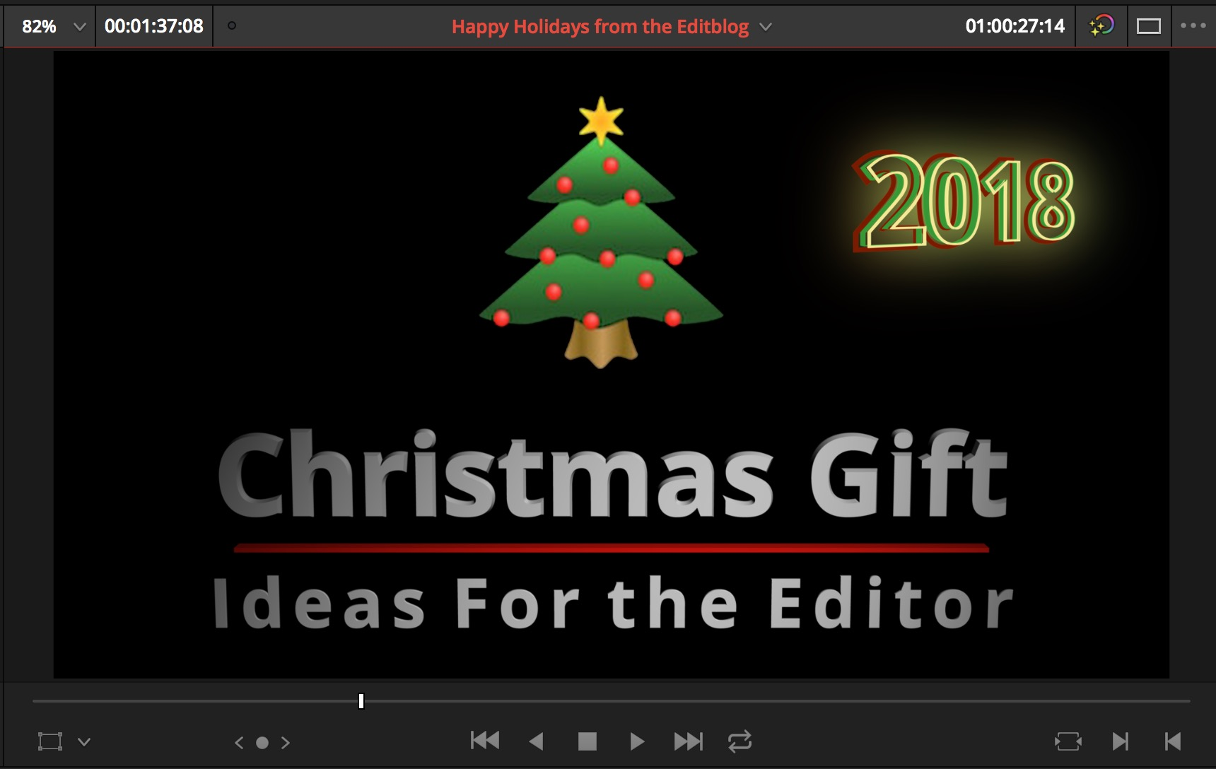 Christmas Gift Ideas for the Editor - 2018 Edition 26