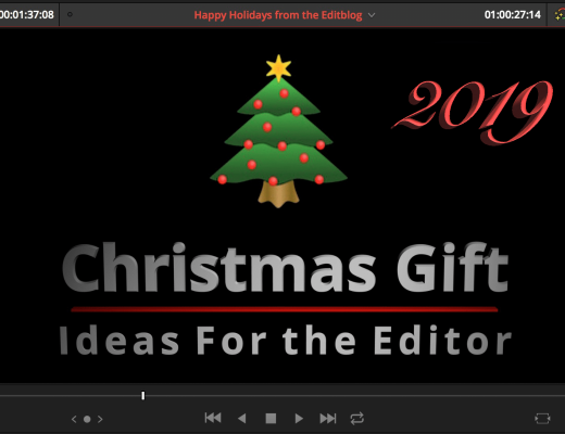 Christmas Gift Ideas for the Editor - 2019, the 10 Year Edition 24
