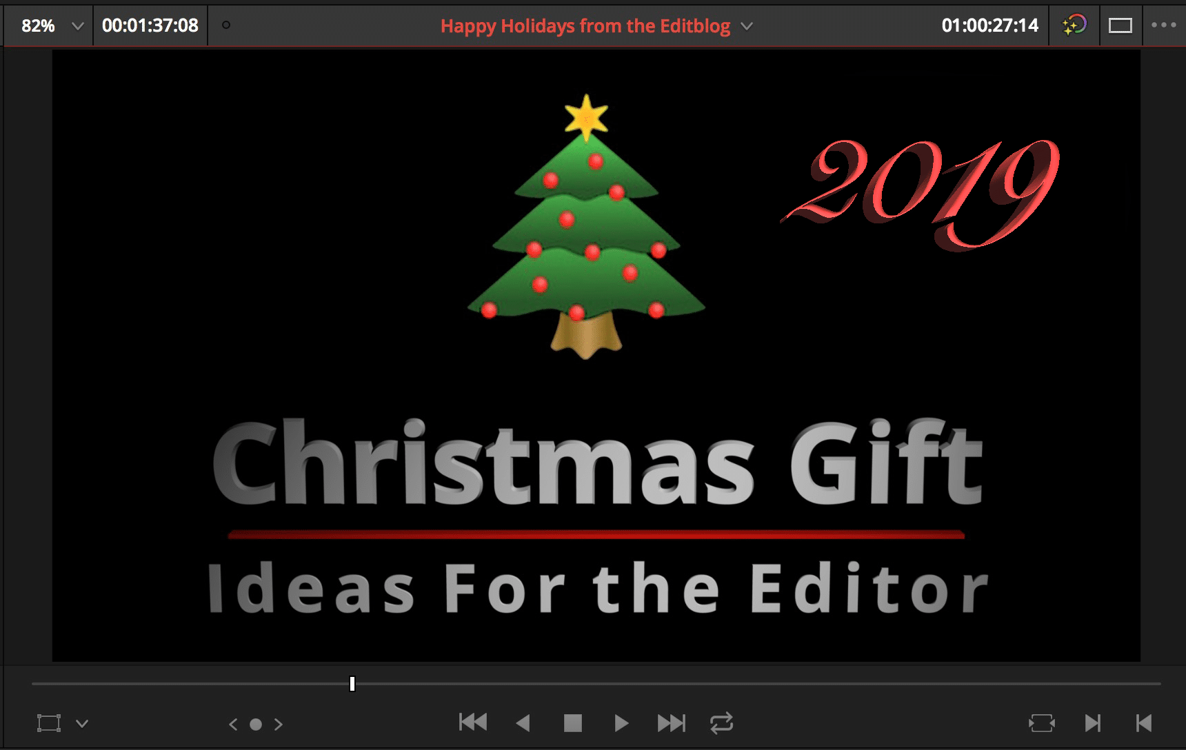 Christmas Gift Ideas for the Editor - 2019, the 10 Year Edition 30