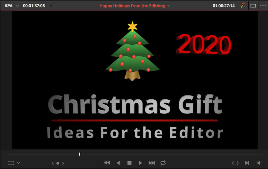 Christmas Gift Ideas for the Editor – 2020 Edition 25