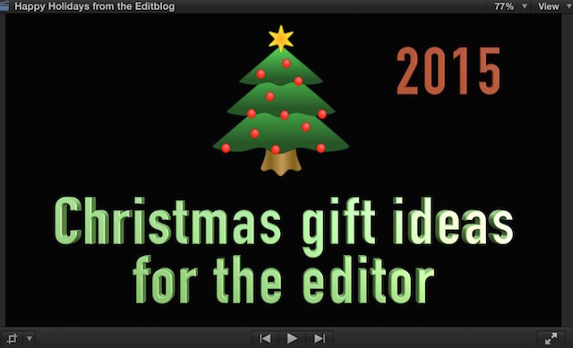Christmas Gift Ideas for the Editor - 2015 Edition 6
