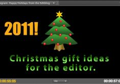 Christmas Gift Ideas for the Editor in Your Life