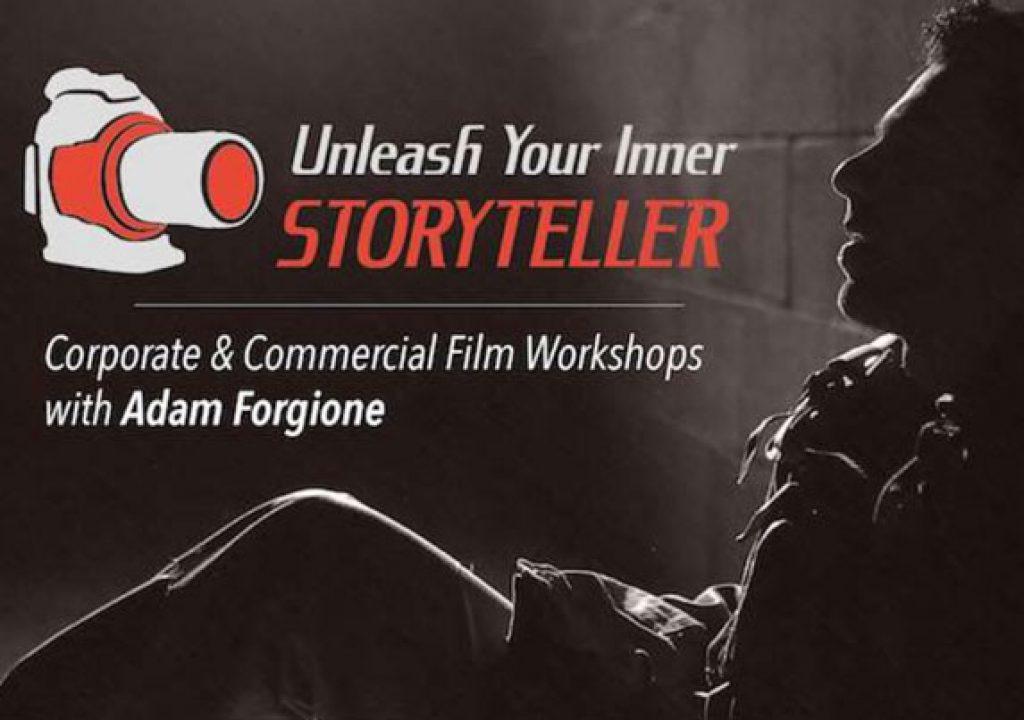 Filmmaker Adam Forgione reveals his secrets to success 1