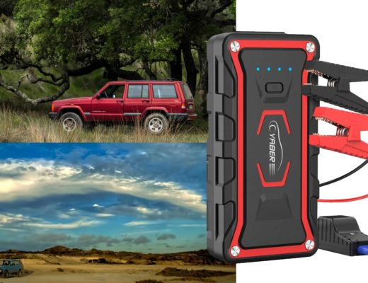 A key accessory for photographers: a car jump starter