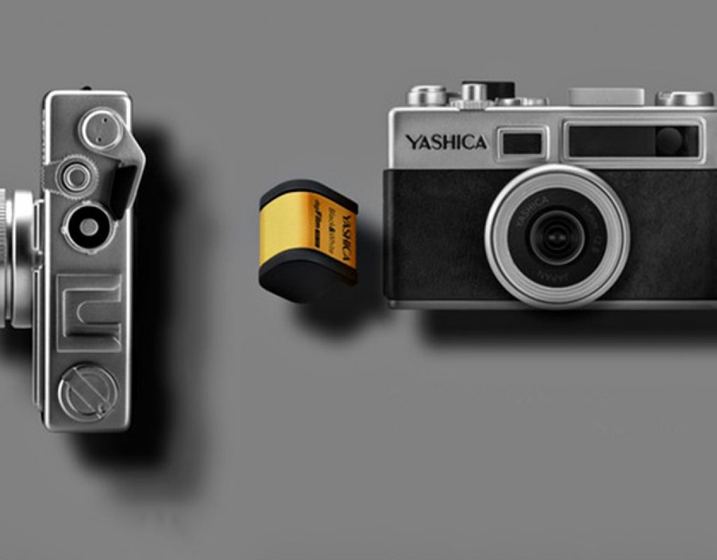 Yashica is back with a new camera