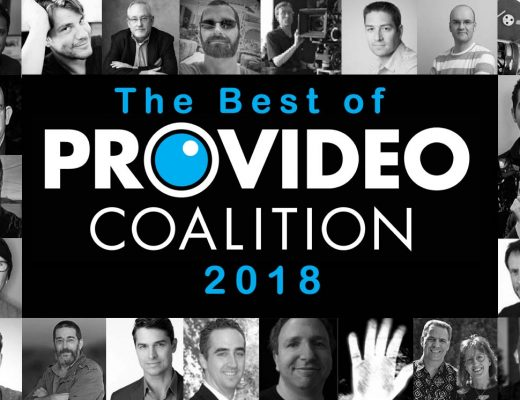 The Best of ProVideo Coalition: 2018 10