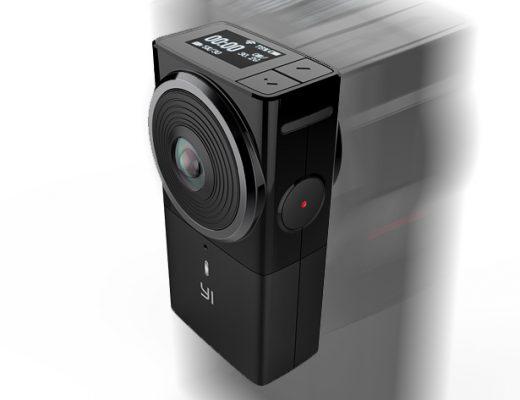 YI 360 VR: virtual reality under $400