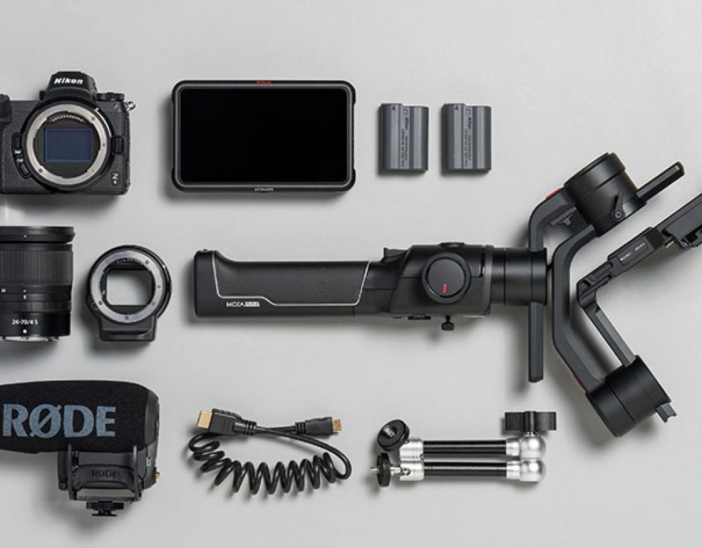 Nikon at CES 2019: the new Nikon Z 6 Filmmaker's Kit