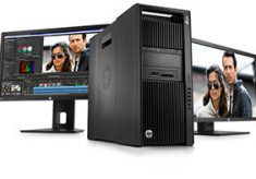 HP z Workstations custom configured by Videoguys Techs for Pro Video Creators
