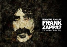 Frank Zappa documentary funded on Kickstarter