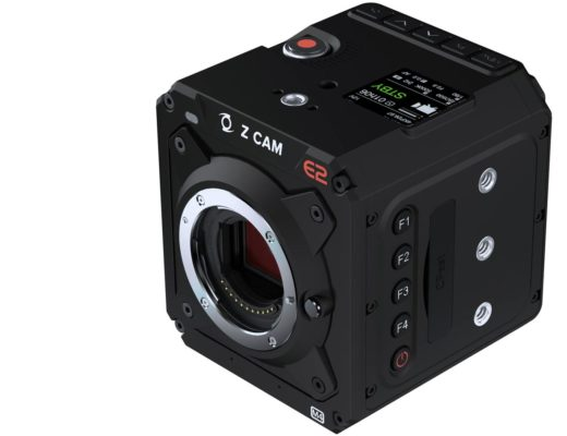 Z CAM E2-M4: a new low-priced 4K cinema camera