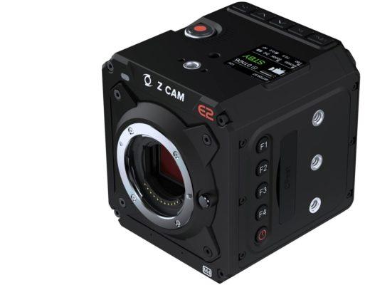 Z CAM E2-M4: a new low-priced 4K cinema camera