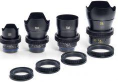 Zeiss Lens Gears: turn camera lenses into cinema lenses