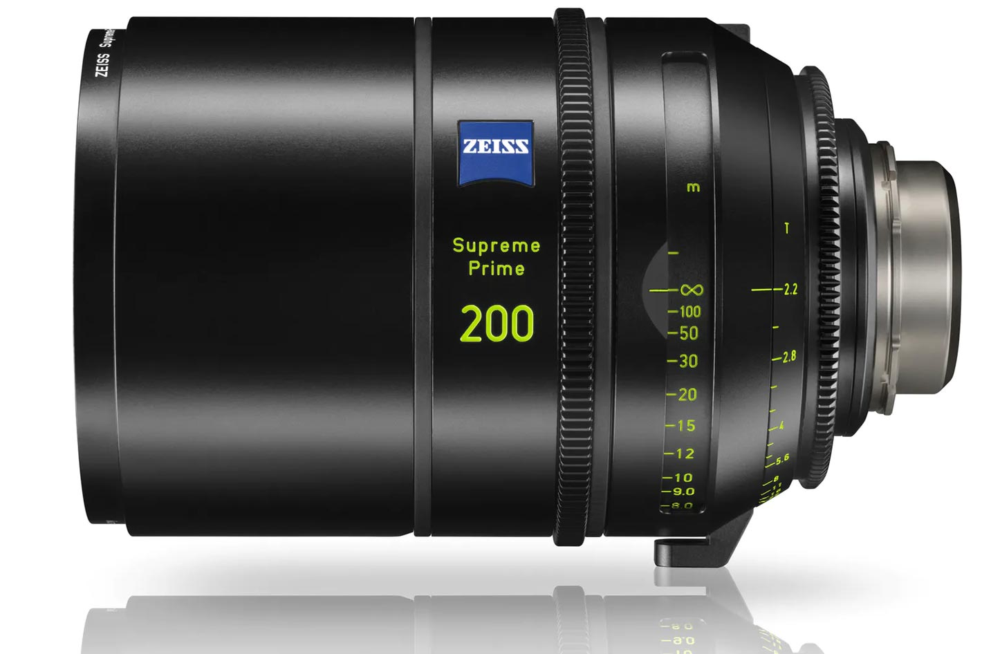 New Supreme Prime lenses at the ZEISS Virtual Cine Expo