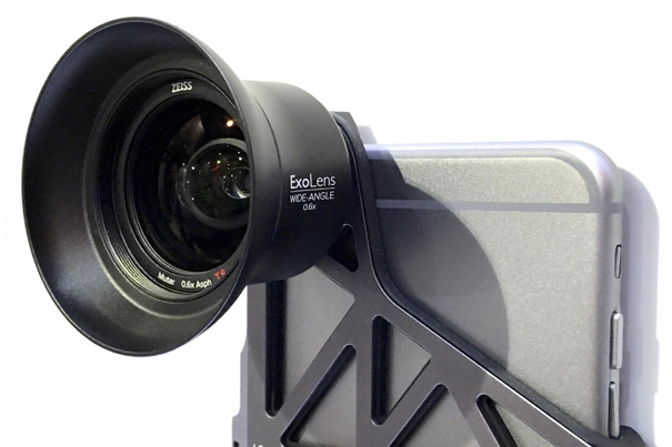 New Zeiss lenses for iPhone Videography 7
