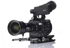 Lightweight Zeiss lens for professional film productions