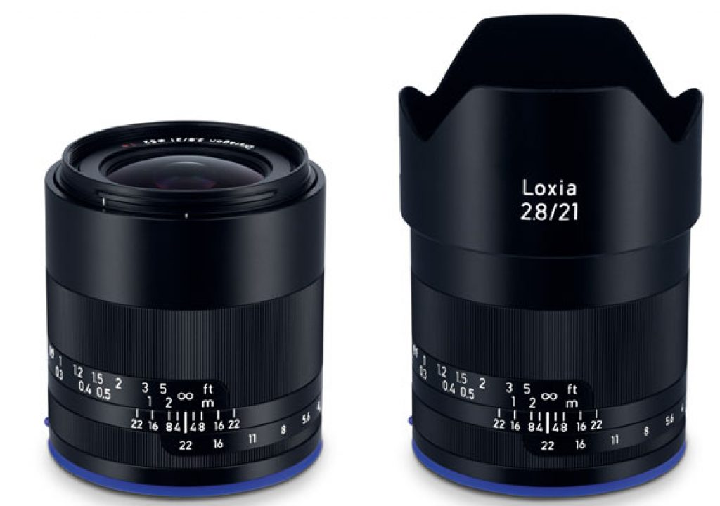 New Zeiss Loxia super wide-angle for video 1