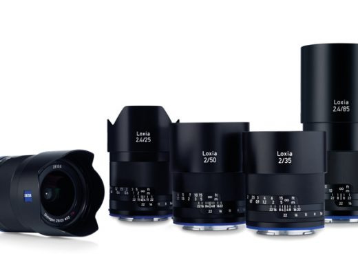 ZEISS Loxia 2.4/25: one of 5 lenses for filmmakers