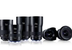 Zeiss : 6 new SLR lenses for high-resolution cameras